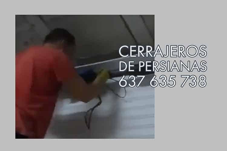 Cerrajeeros de persianas en Alicante