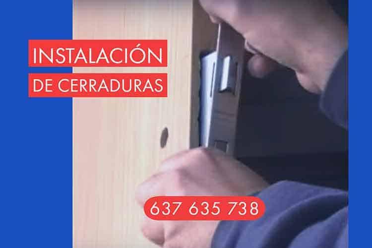 Instalación de cerraduras en Alicante