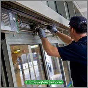 Reparación de puertas automáticas 24 horas