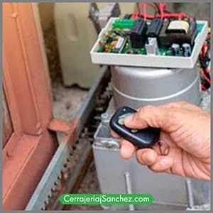 Servicio técnico de puertas automáticas
